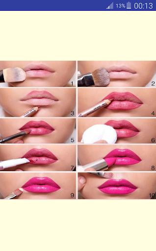 Makeup Step By Step 1.4 screenshots 6