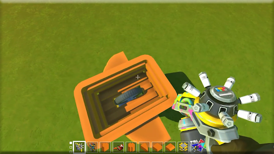 App Scrap of builder Mechanic survival simulator APK for Windows Phone