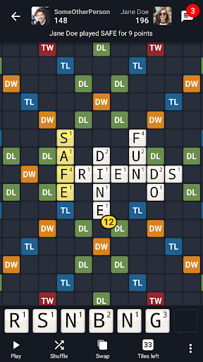 Wordfeud Free 3.0.17 screenshots 5