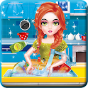 Washing Dining Dishes icon