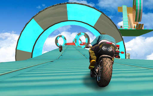 Bike Impossible Tracks Race: 3D Motorcycle Stunts 2.0.5 7