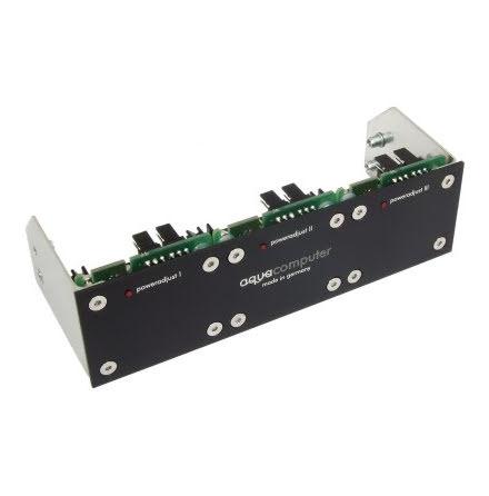 AquaComputer innbyggingsramme for poweradjust 3 USB