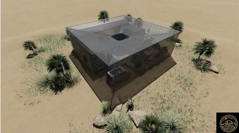 Hierdie SA-ontwerpte nul-energie-huis het uitgeblink in die Afrika-sonontwerpkompetisie - TimesLIVE