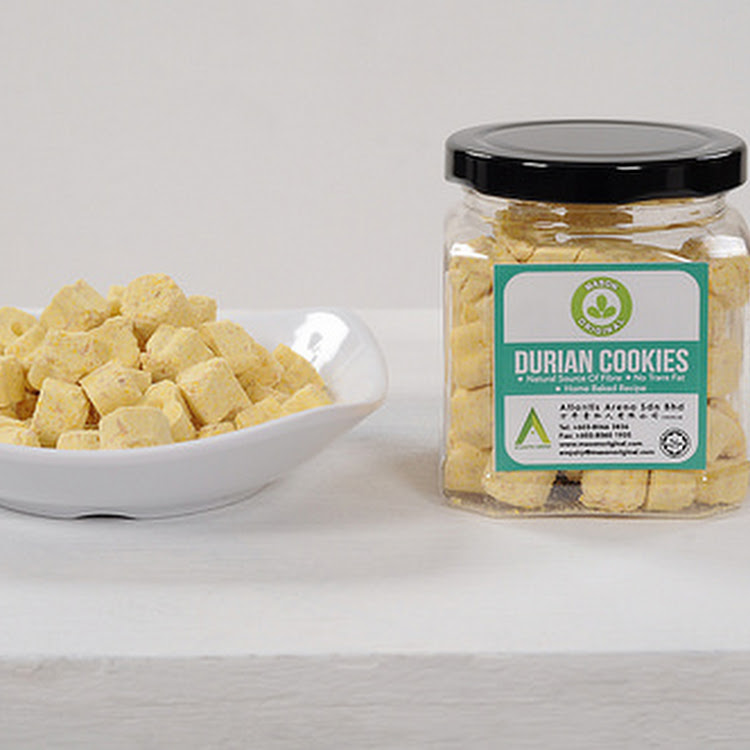 Mason Original Durian Cookies (100g)