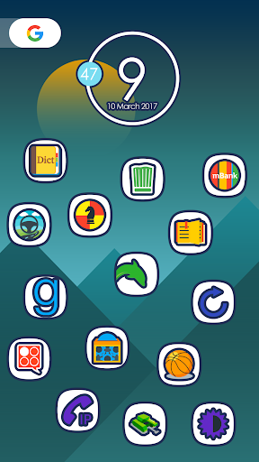 Doodum - Icon Pack 이미지[1]