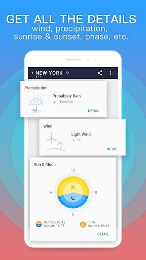 360 Weather - Local Weather Forecast  & Radar app screenshot 4
