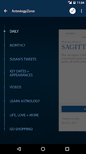 Susan Miller's Astrology Zone- screenshot thumbnail