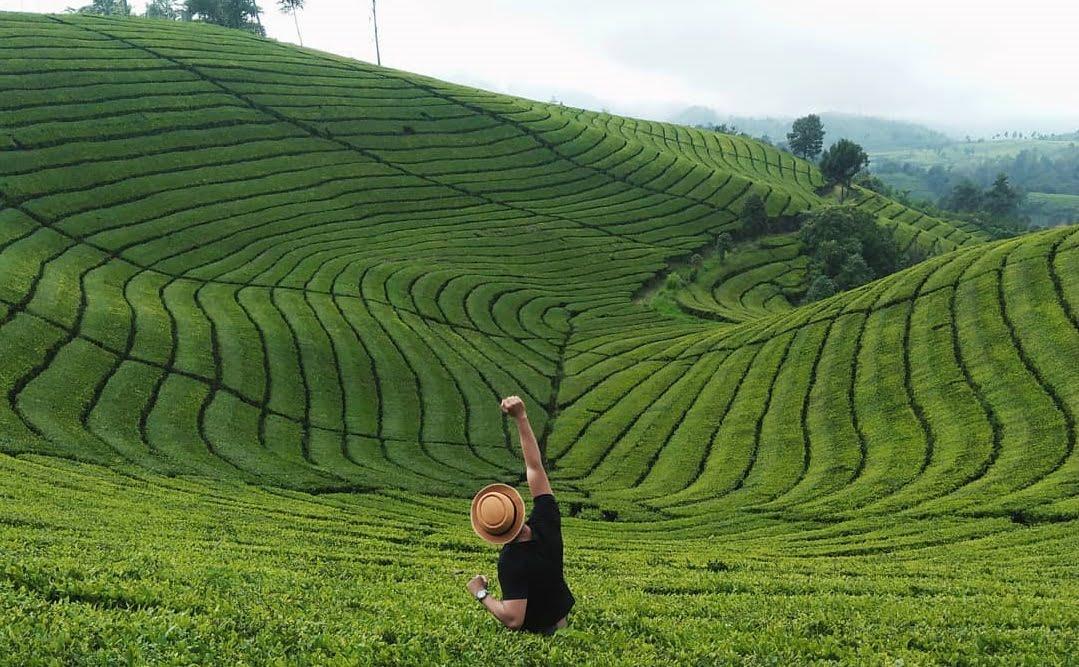 Tempat wisata Ciwidey Bandung Selatan