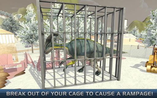 The Last Dinosaurs : Urban Destroyer 1.3 screenshots 4