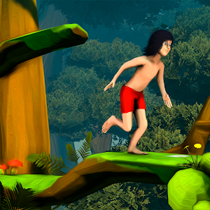 Kids Jungle Adventure Free Running Games 2019 80 by EDNA Games logo
