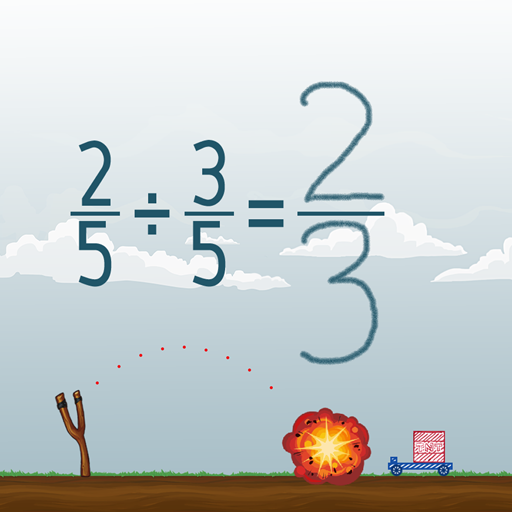 Dividing Fractions Math Game