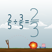 Dividing Fractions Math Game 1.0.0