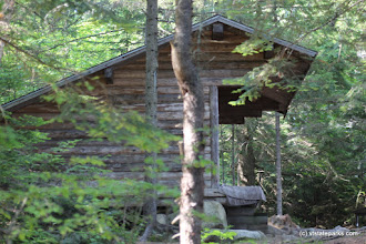 Photo: Lean-to at Kettle Pond State Park by David Green