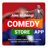 Alex Muhangi Comedy Store Videos