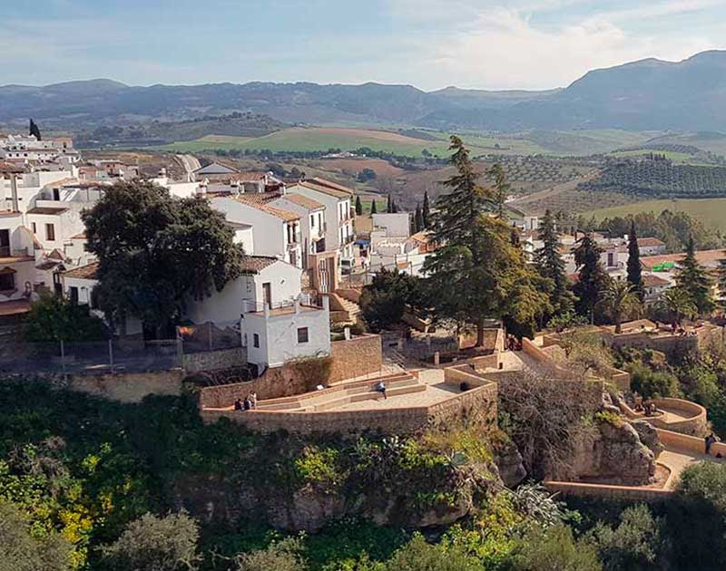 Ronda-Andalusien - Bild copyright Mike Lippoldt