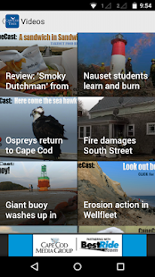 Cape Cod Times, Hyannis, Mass.- screenshot thumbnail