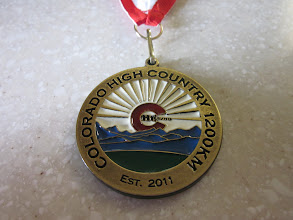 Photo: CHC1200 Finisher Medal!