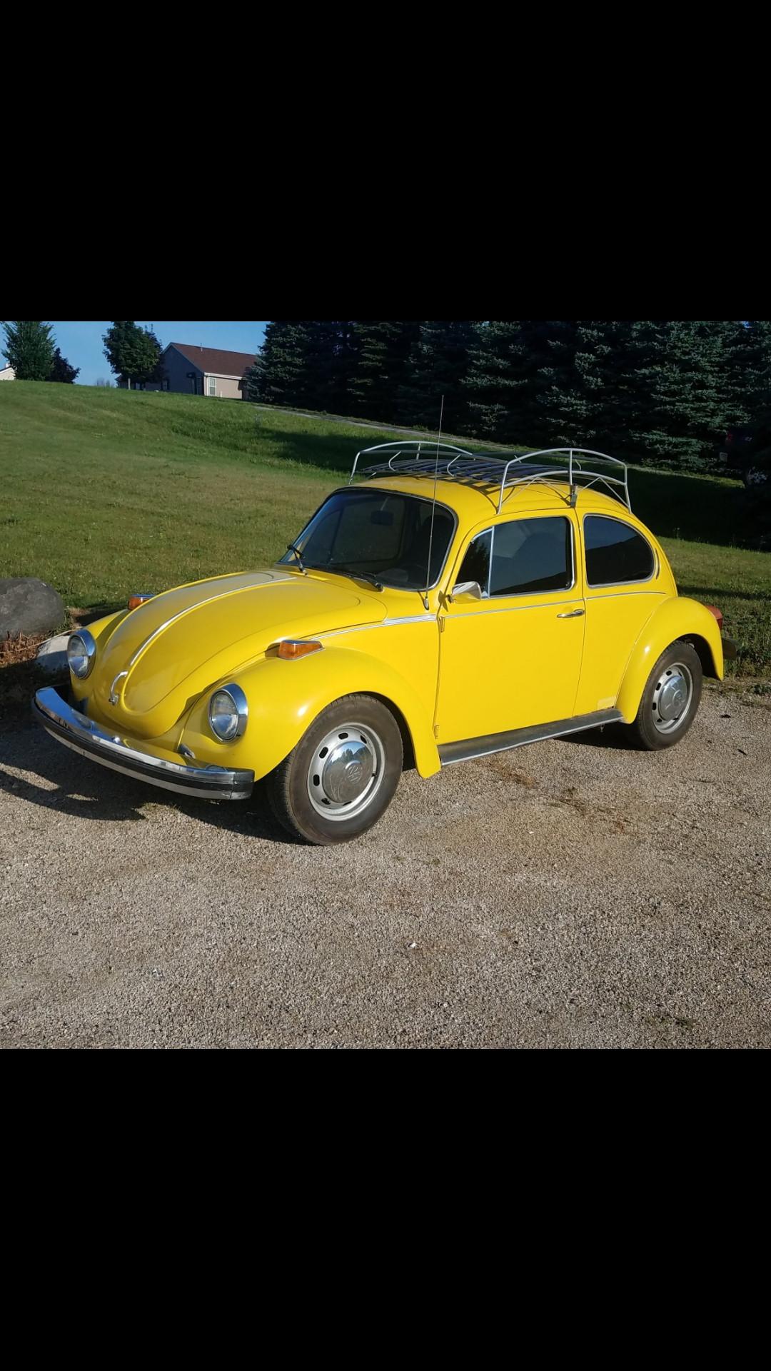 Volkswagen Super Beetle Hire Milwaukee