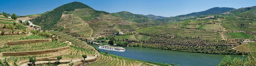 scenic-azure-portugal - Scenic Azure sails through the Douro River valley of Portugal.