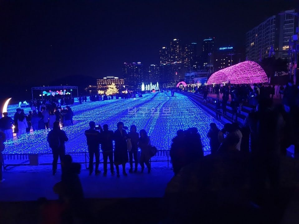 해운대빛축제