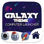 Galaxy Theme For Computer Launcher 1.1