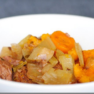Paleo Beef Stew Recipe (Slow Cooker) Recipe