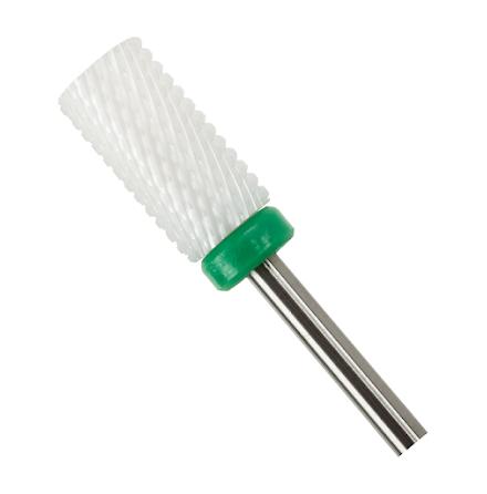 Keramisk bit för ytan på gel-& akrylnaglar