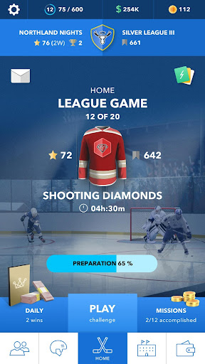 World Hockey Manager 2.9.4 screenshots 3