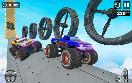 Insane GT Stunts : Mega Ramp Games screenshots 2