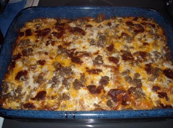 Enchiladas Casserole Style Recipe