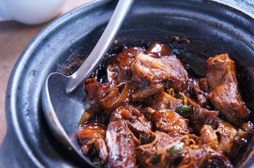 Instant Pot Asian-Inspired Pork Shoulder