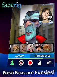 FaceRig screenshot