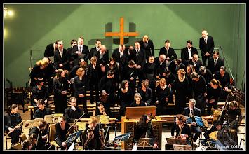 Photo: Johann Sebastian Bach: JOHANNESPASSION am 5. März 2016 in der Heiligen-Geist-Kirche. Der ROSTOCKER MOTETTENCHOR, Solisten und MUSICA BALTICA.