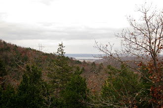 Photo: Bull Shoals hydro dam, from a distance (snapshot for reminder to re-shoot)