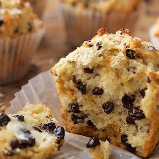 Irish Soda Bread Muffins.