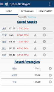 Option Strategies- screenshot thumbnail