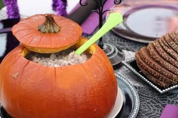 pumpkin shell casserole
