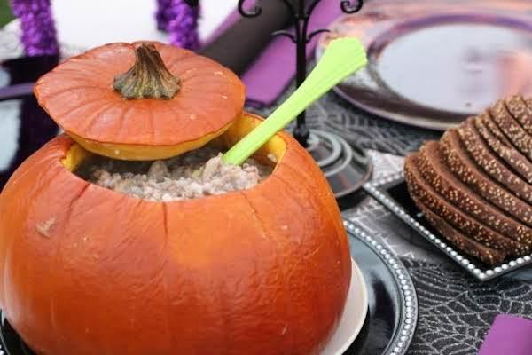 Pumpkin Shell Casserole Recipe
