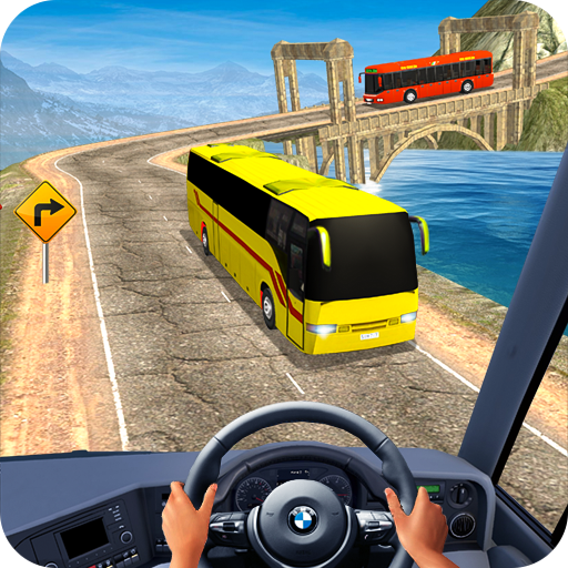 Mountain Bus Uphill Drive: Free Bus Games (game)