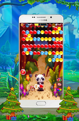 Panda Pop Rescue - Bubble Shooter cheat screenshots 1