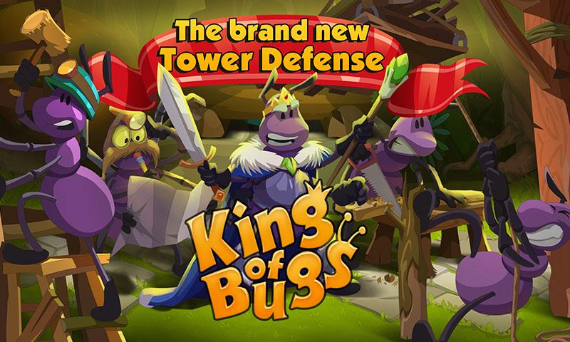 King Of Bugs- screenshot