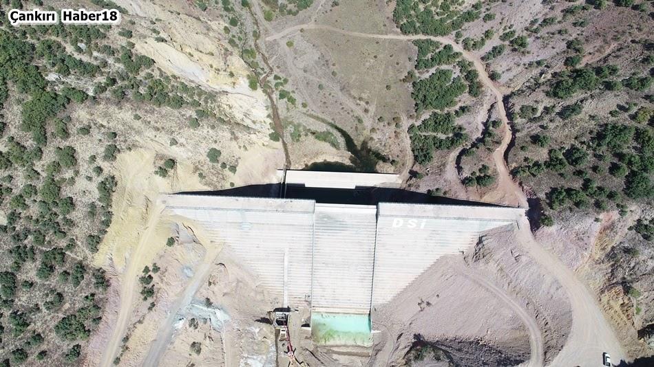 Çankırı Dereçtı Barajı