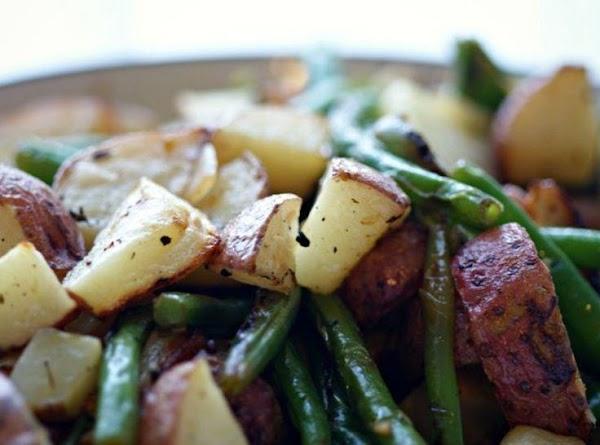 Crockpot New Potatoes And Green Beans Recipe