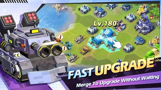 Top War: Battle Game MOD APK (Unlimited Gems) 1.218.1 3