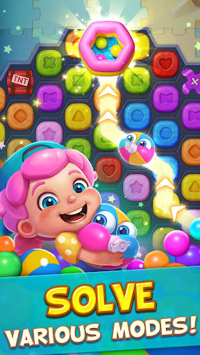 Toy Party: Free Match 3 Games, Hexa & Block Puzzle  screenshots 3