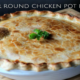 The Year Around Chicken Pot Pie