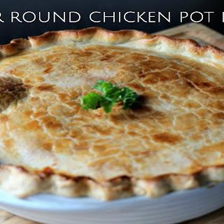 The Year Around Chicken Pot Pie.