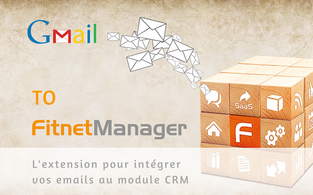 GMail pour FitnetManager