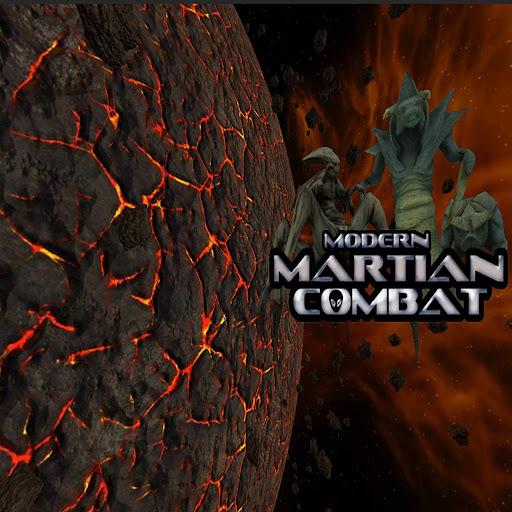Modern Martian Combat