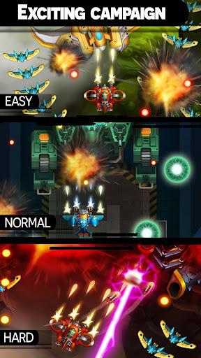 3 cấp độ khó trong game Solar Squad hack
